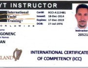 icc instructer